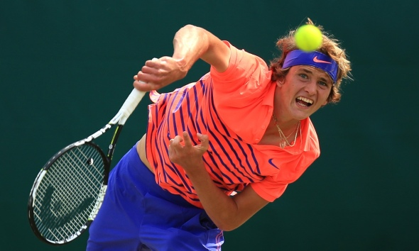 Zverev came up short against Murray but still showed a lot of promise